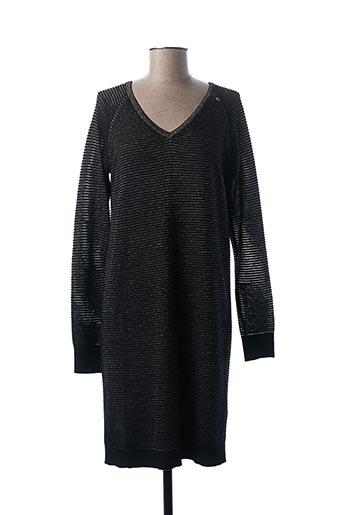 Robe pull noir MADO ET LES AUTRES pour femme