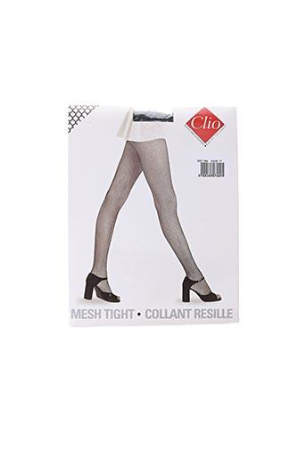 Collants noir CLIO pour femme
