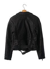 Veste casual noir MORGAN pour femme seconde vue