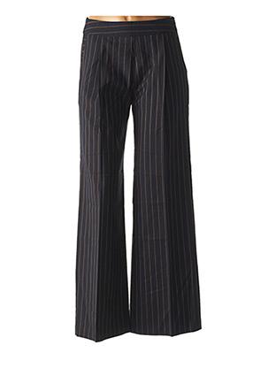 Pantalon casual noir LOLA ESPELETA pour femme