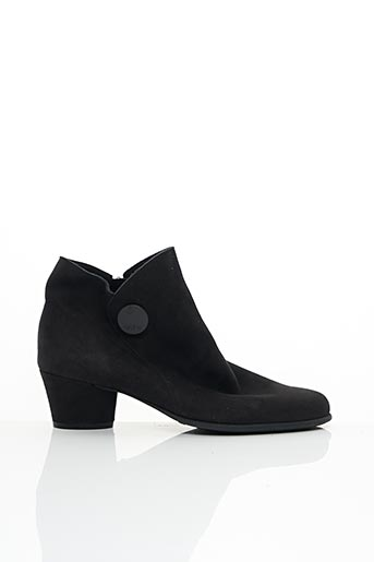 Bottines/Boots noir ARCHE pour femme