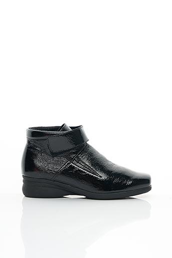 Bottines/Boots noir HIRICA pour femme