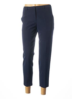 Pantalon 7/8 bleu EMA BLUE'S pour femme