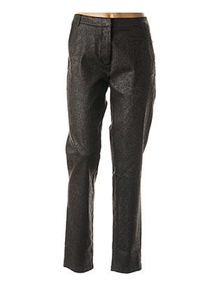 Pantalon chic noir EVA KAYAN pour femme