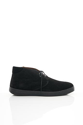 Bottines/Boots noir FITFLOP pour homme