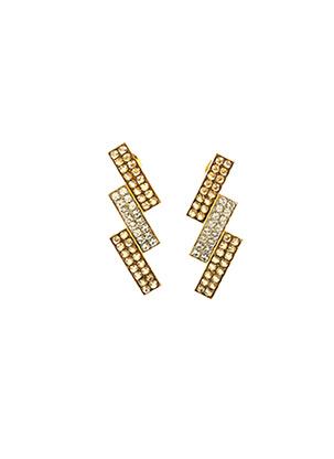 Boucles d'oreilles jaune SPARK pour femme