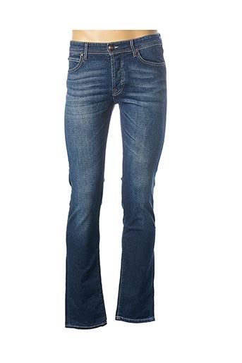 Jeans coupe droite bleu ROY ROGERS pour homme