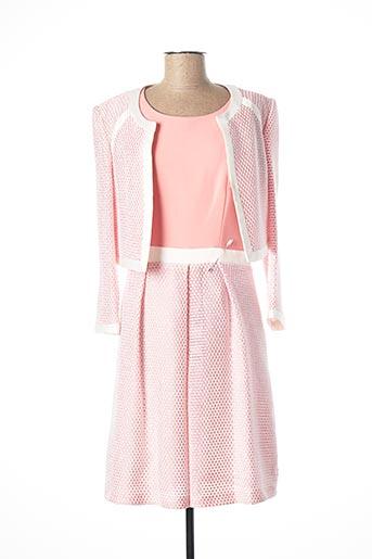 Veste/robe rose SONIA K pour femme