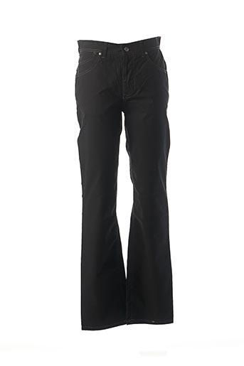 Pantalon casual noir MISE AU GREEN pour homme