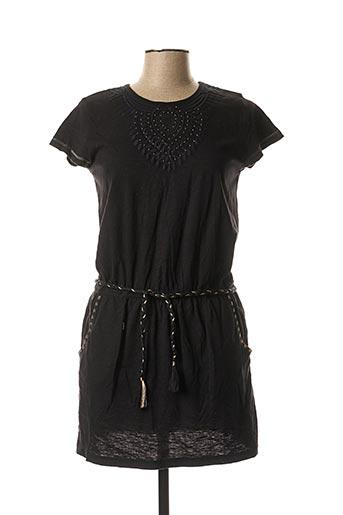 Robe mi-longue noir CHIPIE pour fille