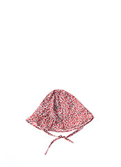 Chapeau rouge ABSORBA pour fille seconde vue