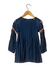 Robe mi-longue bleu CHIPIE pour fille seconde vue