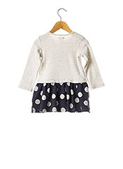 Robe pull gris ABSORBA pour fille seconde vue