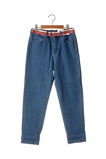 Jeans coupe slim bleu CATIMINI pour fille