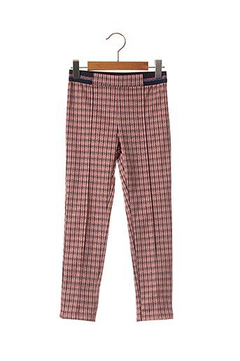 Pantalon chic rose 3 POMMES pour fille