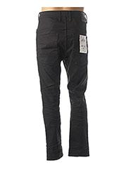 Pantalon casual noir JACK & JONES pour homme seconde vue