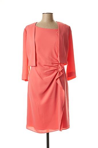 Veste/robe rose VERA MONT pour femme