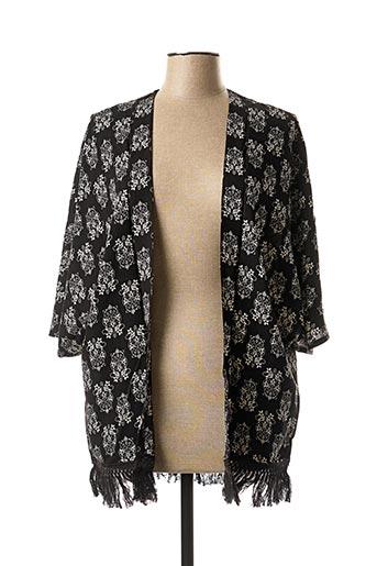 Veste casual noir O'NEILL pour femme