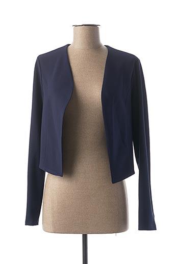 Veste casual bleu BATIDA pour femme
