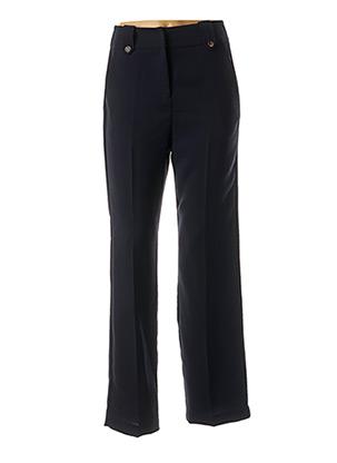 Pantalon chic bleu GRACE & MILA pour femme
