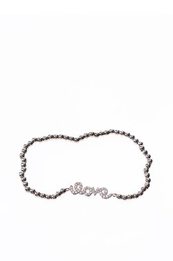 Bracelet gris AMBROSIA PARIS pour femme