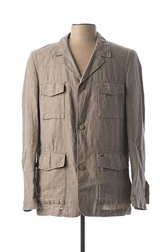 Veste casual gris CAMEL ACTIVE pour homme