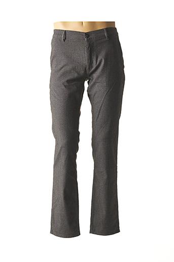 Pantalon chic gris HUGO BOSS pour homme