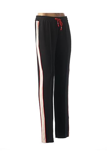 Pantalon casual noir ESSENTIEL pour femme