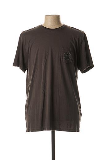 T-shirt manches courtes gris C.P. COMPANY pour homme