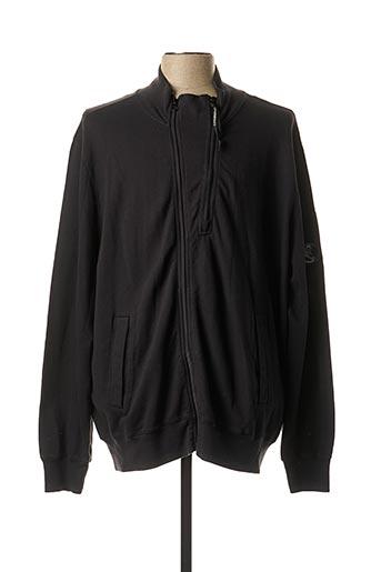 Veste casual noir C.P. COMPANY pour homme