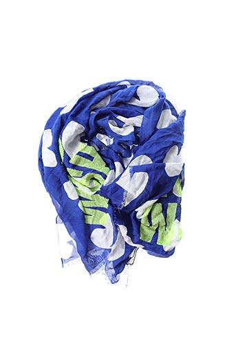 Foulard bleu ESSENTIEL ANTWERP pour femme