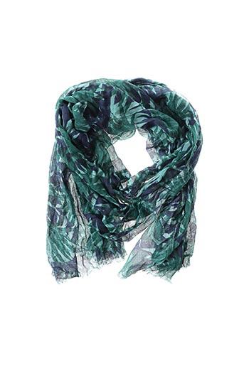 Foulard vert HUGO BOSS pour homme
