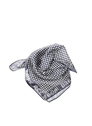 Foulard noir SET pour femme