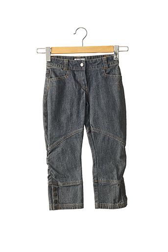 Jeans coupe slim bleu FLORIANE pour fille