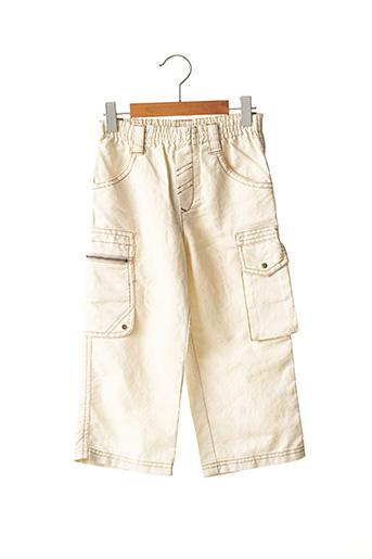 Pantalon casual beige CATIMINI pour garçon
