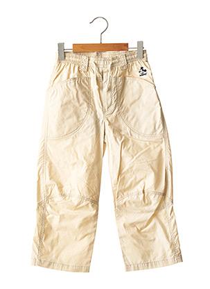 Pantalon casual beige WALT DISNEY pour garçon