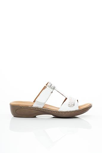 Chaussures de confort blanc ARA pour femme