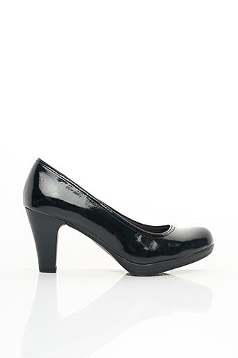 Escarpins noir TAMARIS pour femme
