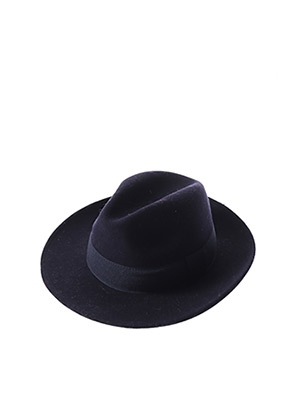 Chapeau bleu CRUSHABLE pour femme