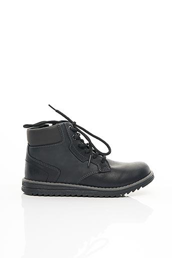 Bottines/Boots noir GEOX pour homme