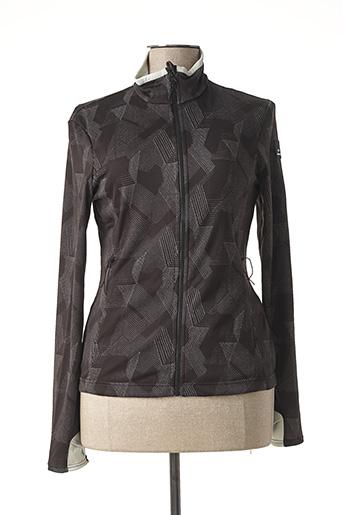 Veste casual noir EIDER pour femme