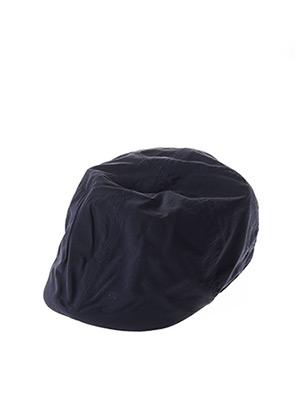 Casquette bleu BRIGG pour homme