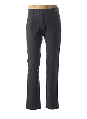 Pantalon casual bleu RED POINT pour homme