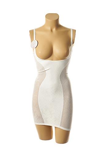 Jupon /Fond de robe blanc TRIUMPH pour femme