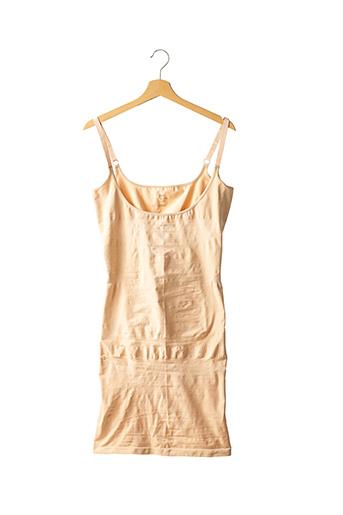 Jupon /Fond de robe chair CETTE pour femme