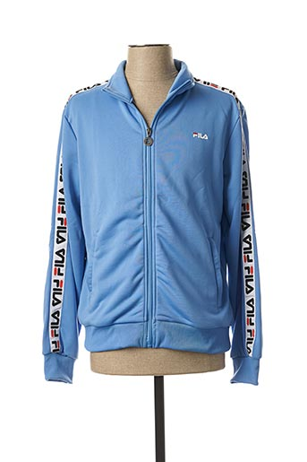 Veste casual bleu FIL A pour homme
