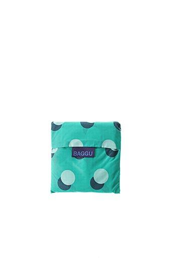 Sac vert BAGGU pour femme