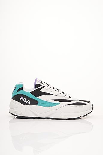 Baskets bleu FILA pour homme