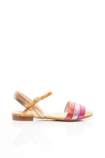 Sandales/Nu pieds rose MELLOW YELLOW pour femme