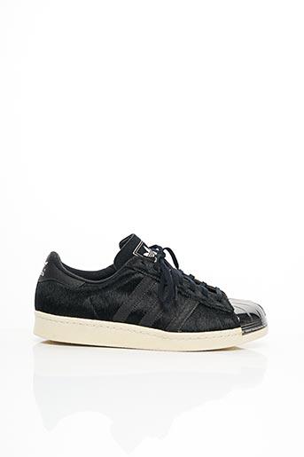 Baskets noir ADIDAS pour femme